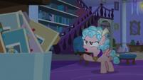 "Cozy ""those are Twilight's student files!"" S8E25"
