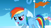 Filly Rainbow 'Keep making fun of her and find out' S1E23