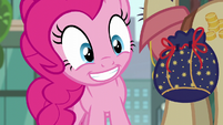 """Pinkie Pie """"couldn't help but notice"""" S6E3"""