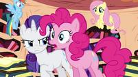 Pinkie Pie interrupts S4E01