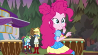 Pinkie Pie looking for Sunset Shimmer CYOE11
