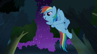 """Rainbow Dash """"with one swing"""" S4E04"""