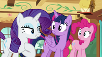 "Rarity ""I too have the perfect pony"" S7E5"