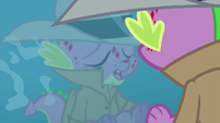 """Spike """"hey there, not handsome"""" S8E11"""