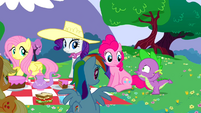 Spike finally there S2E25