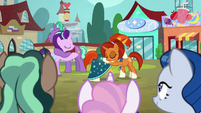 Starlight and Sunburst reconcile with their parents S8E8
