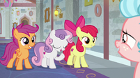"""Sweetie Belle """"say no more"""" S8E26"""