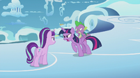 Twilight Sparkle --this isn't over yet-- S5E25