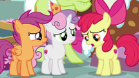 "Apple Bloom ""make up for messin' things up"" S9E23"