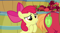 Apple Bloom feeling disappointed S9E10