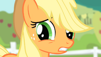 Applejack '...the thought of it gives me nightmares!' S4E07
