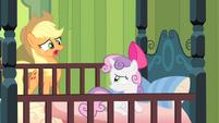 Applejack -She's not here!- S4E17