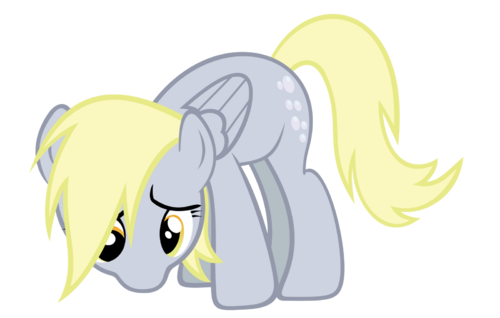 FANMADE Derpy - Sad by Ocarina0FTimelord.png