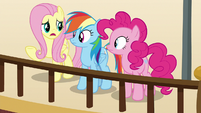 "Fluttershy ""if we lose or forfeit one game"" S9E6"