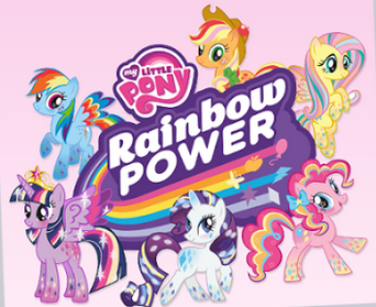 My Little  Pony Snap happy bag