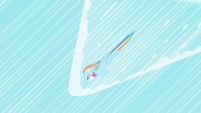Mach cone forms during first attempt S1E16