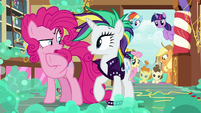 """Pinkie Pie """"is there something different about you?"""" S7E19"""