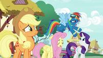Rainbow Dash -she's gotten worse!- S8E18