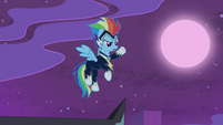 Rainbow Dash -somepony zap us back out- S4E06