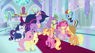 S9E26 Księżniczka Twilight i przyjaciele śmieją się