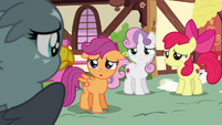 Scootaloo admitting --we can't help you-- S6E19