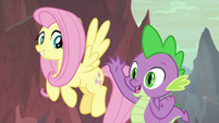 """Spike """"it's hatching the eggs!"""" S9E9"""