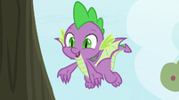 "Spike ""the shelf you made Sugar Belle"" S9E23"