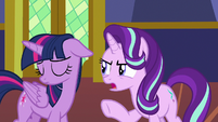 """Starlight """"doesn't mean you did anything wrong"""" S7E14"""