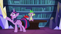 "Twilight ""I can't figure it out!"" S5E22"