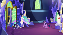 """Twilight Sparkle """"is something wrong?"""" S9E13"""