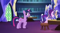 Twilight Sparkle confident -I try- S7E24
