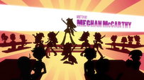 Abstract shot of Equestria Girls (Cafeteria Song) EG2