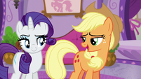 Applejack --let's just start with the rest of the day-- S6E10