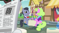 """Diamond Cutter """"just because of her"""" S7E14"""