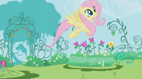 Fluttershy in her imagination S1E03
