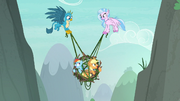 Gallus and Silverstream catch their teachers S8E9.png