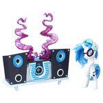 Guardians of Harmony Fan Series DJ-Pon-3 figure and turntable