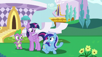 Minuette -I thought you threw in the old towel- S5E12