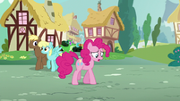 Pinkie -a big old surprise ruiner!- S5E19