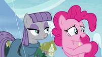 "Pinkie Pie ""Mudbriar here seems to think"" S8E3"