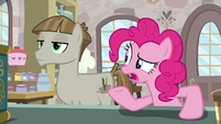 """Pinkie Pie """"standing here all this time"""" S8E3"""