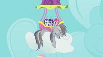 Rainbow Dash sleeping S2E02