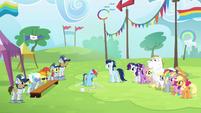 Rainbow Dash tells the truth S4E10