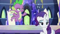 "Spike ""Starlight when she was evil"" S9E1"
