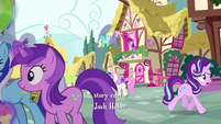 "Starlight ""the friendliest place in Equestria"" S6E6"