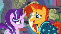 """Sunburst """"don't see how that would help"""" S6E2"""