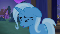 Trixie feeling ashamed S6E6