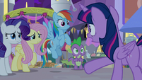 """Twilight """"everything was a total disaster"""" S9E17"""
