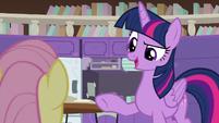 "Twilight ""the perfect pony to lead"" S9E9"
