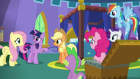 Twilight -I just can't wait 'til they walk in and see everything!- S5E19